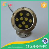 Cheapest 24W 36W 40W RGB Single color Par56 LED piscina lampara LED swimming pool light