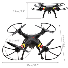 Outdoor remote control 2MP camera flying quadcopter Syma drone