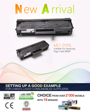 New products Compatible For Samsung toner cartridge MLT-D111L