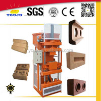LY1-10 hydroform interlocking bricks machine