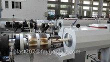 China high quality Drainage pvc tube pipe making machine production line with low price