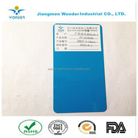 light blue high glossy electrostatic Powder Coating Paint