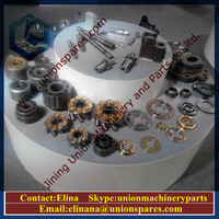 A4VSO pump parts:A4VSO355,A4VSO250,A4VSO125 180/71 piston shoes,cylinder block,valve plate,retainer plate,coil ring,drive shaft