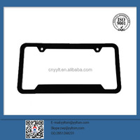 High demand diamante license plate frame