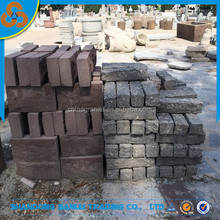 China Manufacture Blue Limestone Flamed+Bush Hummered limestone floor price tile
