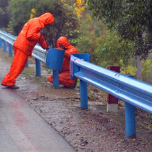 steel road guard rails for sales
