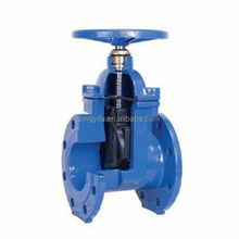 6 inch 100mm cast iron gate valve with price