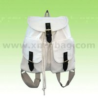 Canvas backpack bag/Waterproof backpack/Sports backpack