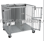 Shernbao KB-511 Durable Strong And light-weight Aluminium Pet Kennel