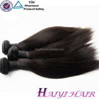 20 22 24 Straight African American Human Hair Extensions Yaki Two Tone Human Hair Weaving