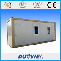 Single container house