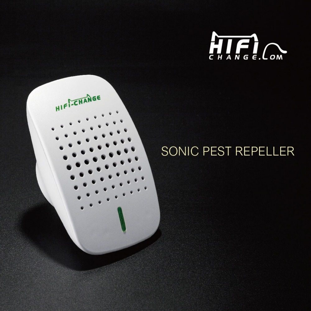 Hifi-Change HCR-021 Electric the new ultrasonic electronic insecticide