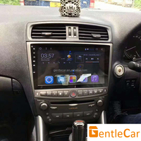 Car auto Android 7.1 multimedia GPS Navigation system for IS200 250 300 2006-2012
