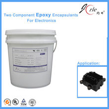 fast curing epoxy potting resin for electronic