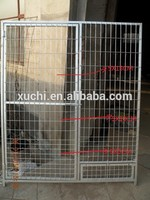 Plastic dog kennel fence panel made in China