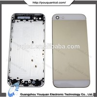 replacement parts for iphone 5 back cover housing,color housing for iphone 5