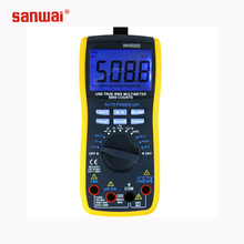 digital multimeter WH5000 multimeter with usb interface