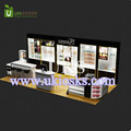 Elegant design cosmetics shop fitting and store design for small cosmetics shop for sale