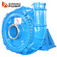 big particle solid horizontal hydraulic dredge pump