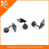 cheap wholesale stud earrings fashion imitation jewelry piercing body jewelry in China