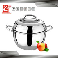 304 stainless steel dutch oven set cook pot