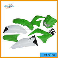 New model KLX 150 motorcycle abs fairing kit