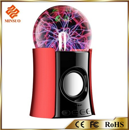 SP-122 powerful LED Light Show Plasma ball Bluetooth Speaker
