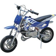 Best selling Gas-Powered 49cc mini dirt bike big wheel