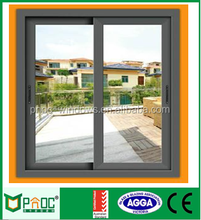 2015 fashion design prefab homes used sliding windows/large glass windows from china