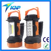 Portable Search Light Waterproof Spotlight COB/SMD Flashlight Torch Hand-held Searchlights Concentrating Work Lights