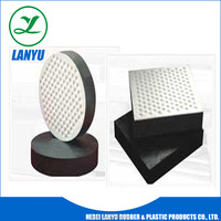 expansion joints Round Laminated Rubber Bearing of bridge