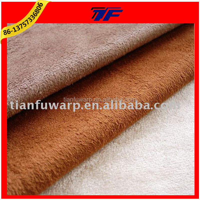 Suede Fabric For Garmens