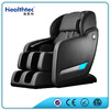 Healthtec New design with 64 airbag Mp3 player massage chair with head massage