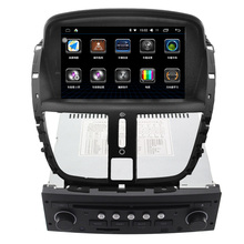 car radio audio stereo 2 din android dvd gps player Peugeot 207 navigator WIFI 3G USB SD MP3 MP4 TOUCH SCREEN 10.1INCH