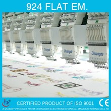 924 HIGH SPEED MACHINE EMBROIDERY 9 NEEDLES 24 HEAD COMPUTERIZED EMBROIDERY MACHINE PRICES IN INDIA