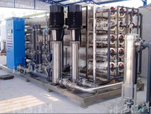 Water Recycling Sewage Purifier Filtration Facility