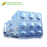 Stainless Steel Panel Water Tank
