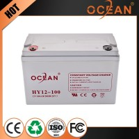 Unique latest 12V 100ah best quality gel car battery
