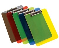 Custom High Quality Colored Acrylic Clipboards, Plexiglass Clipboards