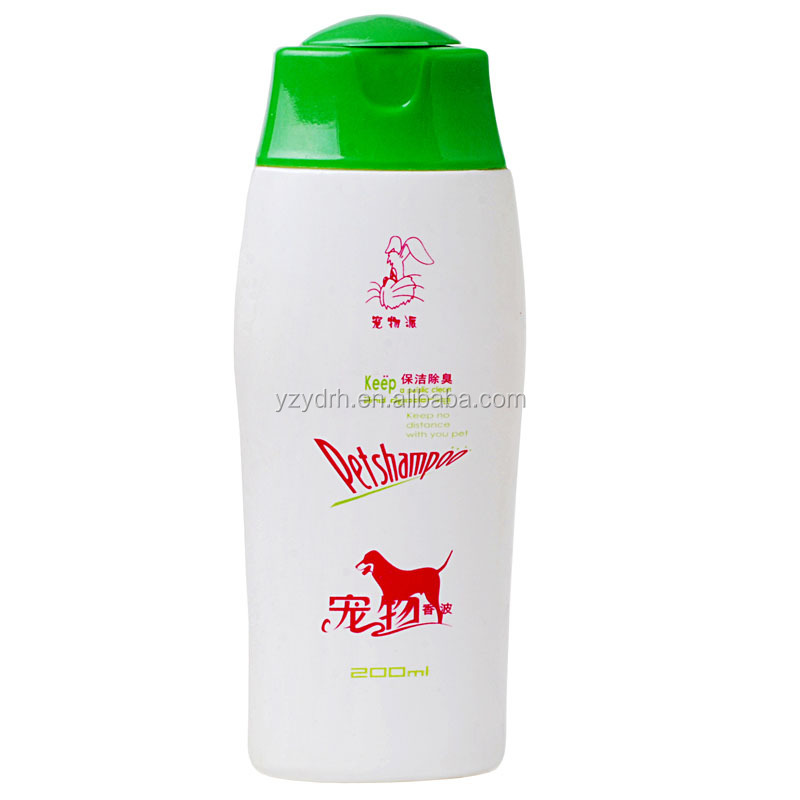 Natural hair pet shampoo/dog shampoo wholesale