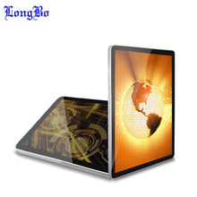 22 inch full HD interactive pane lcd media advertising player