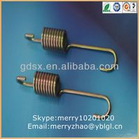 spring steel made tension spring clamps /clips in guangdong