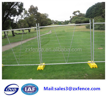 Low Price Temporary Fence Palisade Fencing for Best