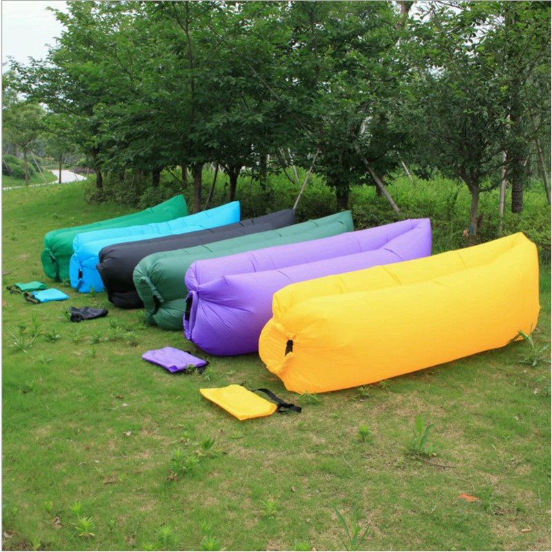 Customized Inflatable air Lounger Sofa