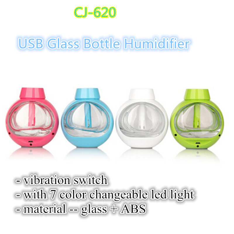 120ML mini Moisturizer 5V aroma mist usb desktop air car humidifier