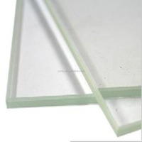 sell 1.5mm 2mm 6mm glass panel pyrex glass