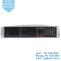 826684-B21 ProLiant DL380 Gen9 E5-2650v4 2P 32GB-R P440ar 8SFF 2x10Gb 2x800W Perf Server For HP