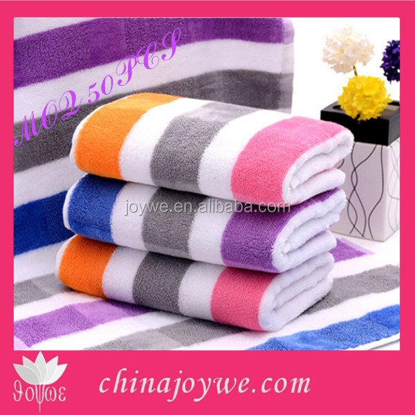 Striped Luxury Towels Alibaba China Face Towels Made In China