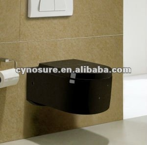 european black color wall hung toilet buy wall hung