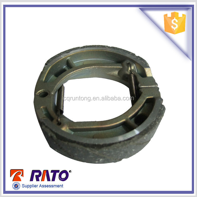 2015 recommended brake shoe XF125-AA motorcycle in chongqing good coefficient and best deals on brake shoes.